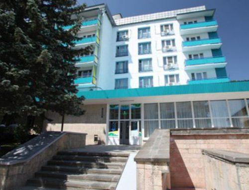 Санаторий «Эльбрус» Железноводск — КавМинВоды