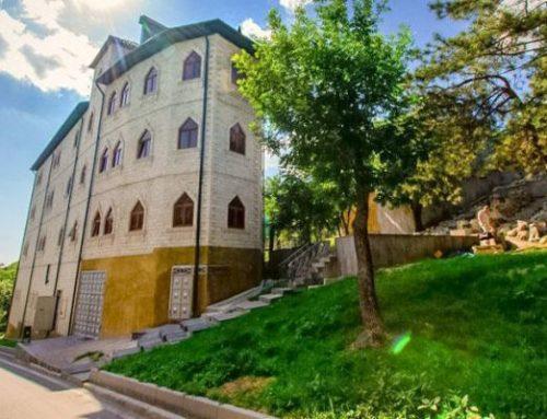 Санаторий «Галерея Палас» Пятигорск — КавМинВоды
