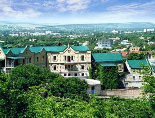 Санаторий «Горячий ключ» Пятигорск — КавМинВоды