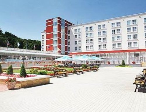 Санаторий «Плаза» Кисловодск — КавМинВоды