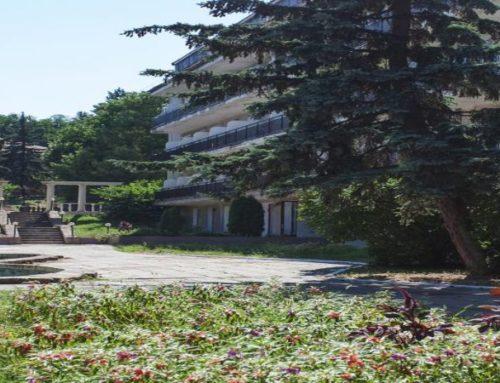 Санаторий Пятигорье Пятигорск