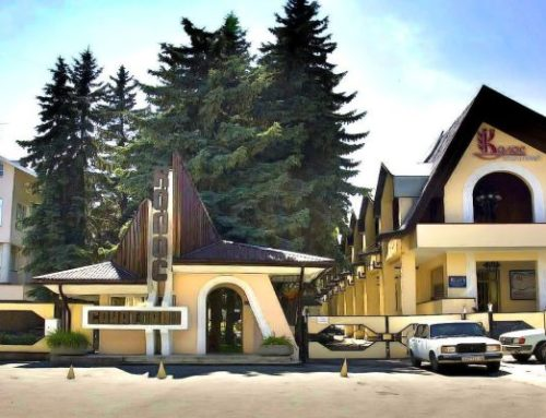 «Колос» санаторий Кисловодск КМВ